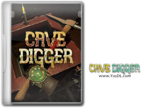 دانلود بازی Cave Digger PC Edition برای PC