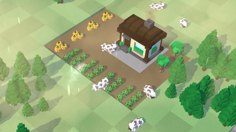 Desktop Farm Game For PC    Despair