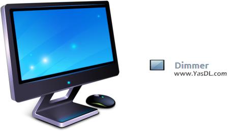 دانلود Dimmer 2.0.0 Beta 8 - تنظیم ساده و آسان روشنایی صفحه نمایش رایانه