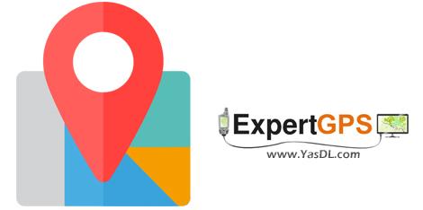 دانلود TopoGrafix ExpertGPS Home 7.1.2 - ارتباط با دستگاههای مسیریاب، مشاهده و ویرایش فایلهای GPX