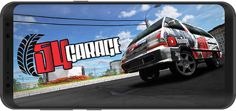 دانلود بازی Garage 54 - Car Tuning Simulator 1.16 - شبیهساز گاراژ 54 برای اندروید + نسخه بی نهایت