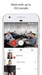 Google Meet 4 85x150 - دانلود Google Meet - Secure video meetings 2021.09.11.396638105 - نرم افزار گوگل میت برای اندروید، iOS و کامپیوتر