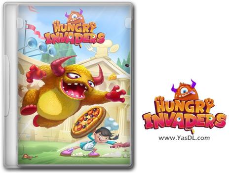 دانلود بازی Hungry Invaders برای PC