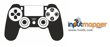 دانلود InputMapper نرم افزار اتصال دسته های PS4 و ایکس باکس به کامپیوتر