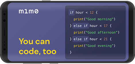 دانلود Mimo: Learn coding in JavaScript, Python and HTML 2.33.2 - یادگیری برنامهنویسی در اندروید