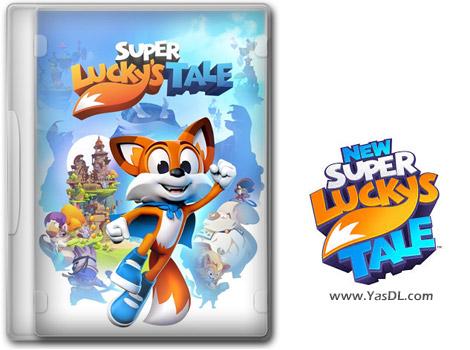 دانلود بازی New Super Luckys Tale برای PC