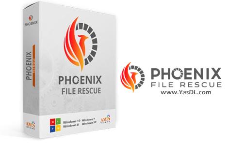 دانلود Phoenix File Rescue 1.31 - نرم افزار بازیابی اطلاعات حذف شده