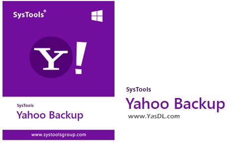 دانلود SysTools Yahoo Backup 4.0 - نرم افزار پشتیبانگیری از حساب ایمیل یاهو