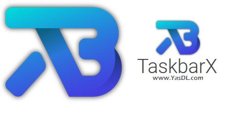 دانلود TaskbarX 1.5.7.0 0 - نرم افزار مدیریت قرارگیری آیکونها در تسکبار ویندوز