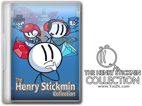 دانلود بازی The Henry Stickmin Collection برای PC