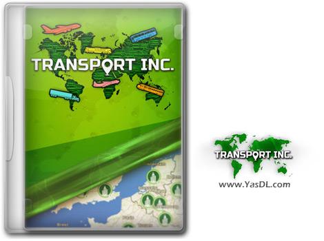 دانلود بازی Transport INC برای PC