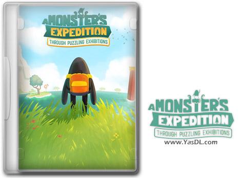 دانلود بازی A Monsters Expedition برای PC