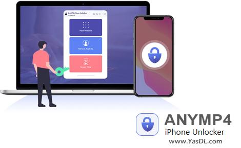 دانلود AnyMP4 iPhone Unlocker 1.0.6 - نرم افزار باز کردن قفل آیفون
