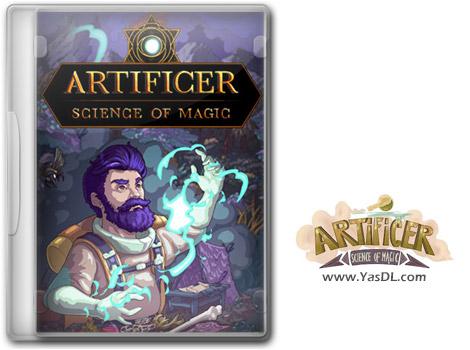 دانلود بازی Artificer Science of Magic برای PC
