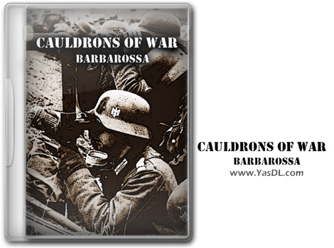 دانلود بازی Cauldrons of War Barbarossa برای PC