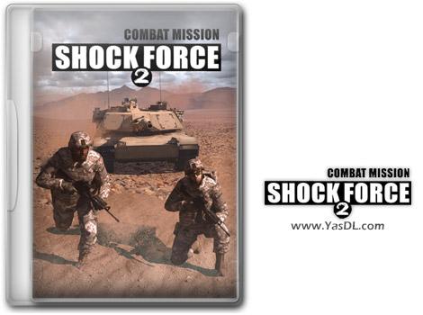 دانلود بازی Combat Mission Shock Force 2 برای PC