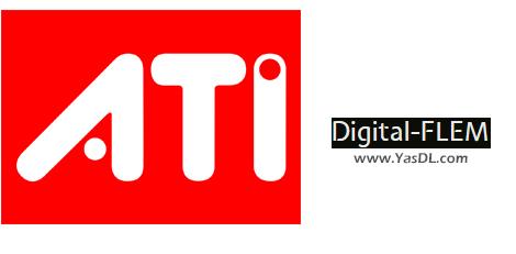 دانلود Digital-FLEM 5.1 - نرم افزار ویرایش درایورهای AMD جهت سازگار کردن آن با کارت گرافیکهای قدیمی