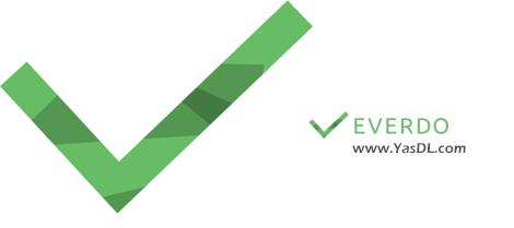دانلود Everdo Pro 1.4.1 - نرم افزار لیست انجام وظایف و امور شخصی
