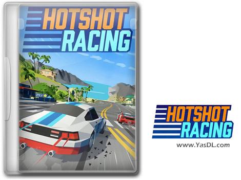 دانلود بازی Hotshot Racing برای PC