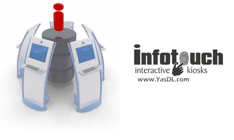 دانلود InfoTouch Professional 2.1.0.10343 - نرم افزار کامپیوتر کیوسک