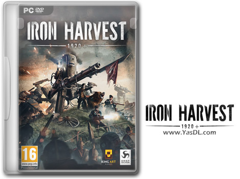 دانلود بازی Iron Harvest Deluxe Edition برای PC