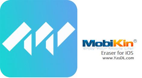 دانلود MobiKin Eraser for iOS 1.2.16 - نرم افزار پاکسازی غیرقابل بازگشت اطلاعات آیفون
