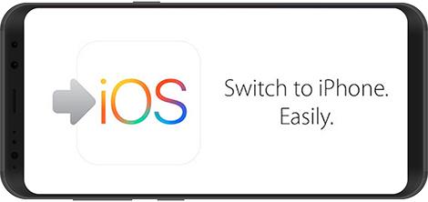 دانلود Move to iOS 3.0.2 - انتقال اطلاعات از اندروید به iOS