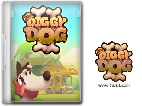 دانلود بازی My Diggy Dog 2 v20200811 برای PC