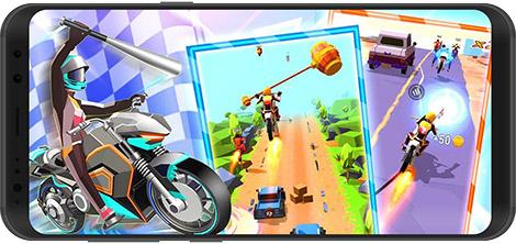 دانلود بازی Racing Smash 3D 1.0.11 - مسابقات موتورسواری برای اندروید + نسخه بی نهایت