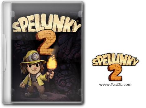 دانلود بازی Spelunky 2 برای PC
