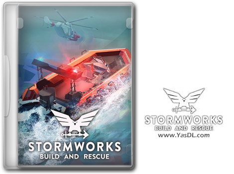 دانلود بازی Stormworks Build and Rescue برای PC