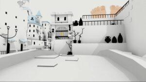 The Unfinished Swan 2 300x169 - دانلود بازی The Unfinished Swan برای PC