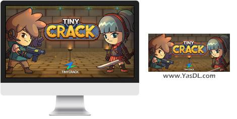 دانلود بازی TinyCrack برای PC