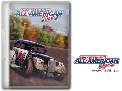 دانلود بازی Tony Stewarts All American Racing برای PC