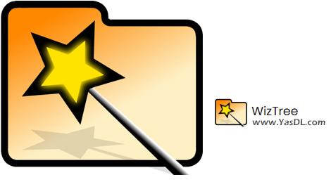 دانلود WizTree 3.35 + Portable - جستجو و نمایش فایلها و فولدرهای حجیم در ویندوز