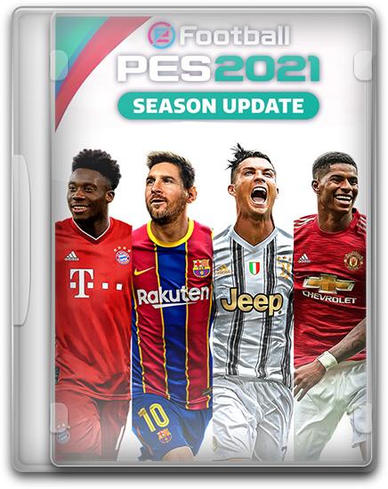 دانلود بازی eFootball PES 2021 برای PC
