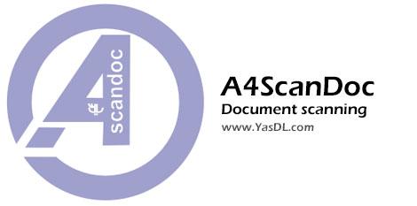 دانلود A4ScanDoc - نرم افزار اسکن حرفه ای
