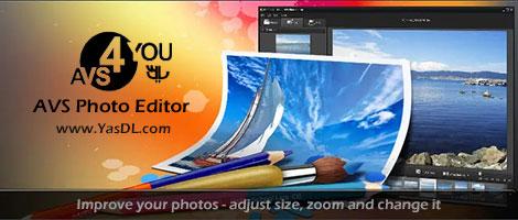 دانلود AVS Photo Editor - نرم افزار ویرایش تصاویر