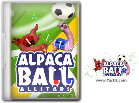 دانلود بازی Alpaca Ball Allstars برای PC