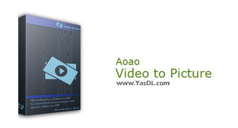 دانلود Aoao Video to Picture 5.3.0.0 - نرم افزار تبدیل ویدیو به عکس