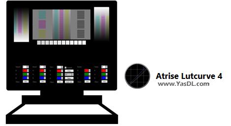 دانلود Atrise Lutcurve 4.0.3 - نرم افزار کالیبره کردن صفحه نمایش در ویندوز
