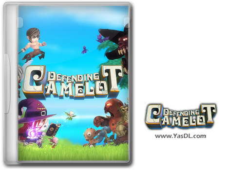 دانلود بازی Defending Camelot برای PC