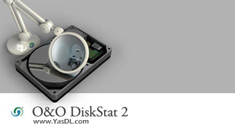دانلود O&O DiskStat - نرم افزار بررسی فضای استفاده شده از هارد دیسک