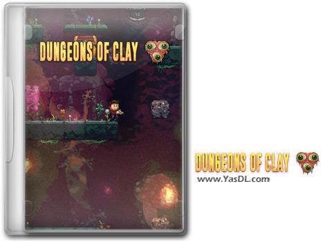 دانلود بازی Dungeons of Clay برای PC
