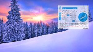 Esfand.1400 300x169 - دانلود تقویم 1400 - تقویم سال ۱۴۰۰ شمسی با پس زمینه طبیعت + ماشین + مذهبی + مناسبتها PDF