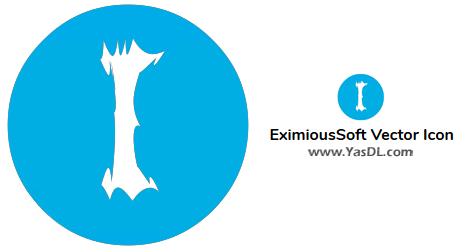 دانلود EximiousSoft Vector Icon 3.68 - نرم افزار طراحی آیکون