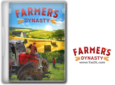 دانلود بازی Farmers Dynasty Deluxe Edition برای PC