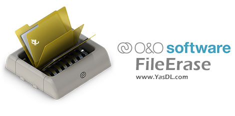 دانلود O&O FileErase - نرم افزار حفاظت از اطلاعات شخصی
