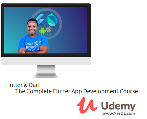 دانلود آموزش گوگل فلاتر و دارت - Flutter & Dart - The Complete Flutter App Development Course (Updated 1/2020) - Udemy