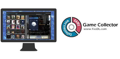دانلود Game Collector - نرم افزار ساخت کلکسیون بازی